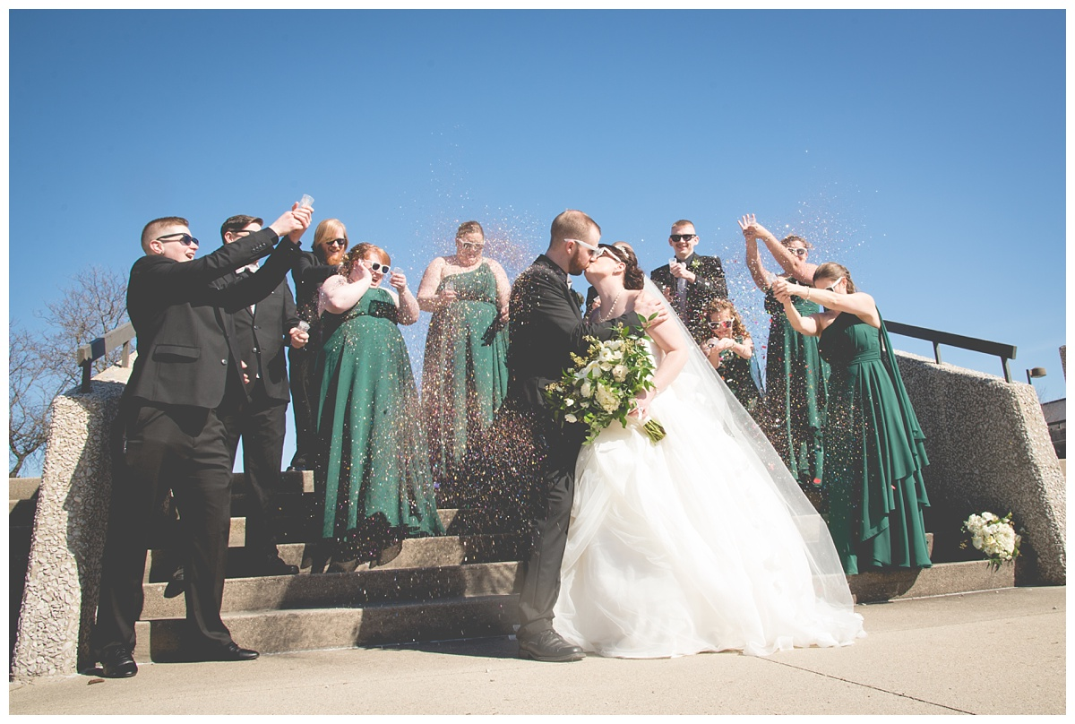 Fall Wedding at Automobile Gallery Green Bay WI_0098.jpg