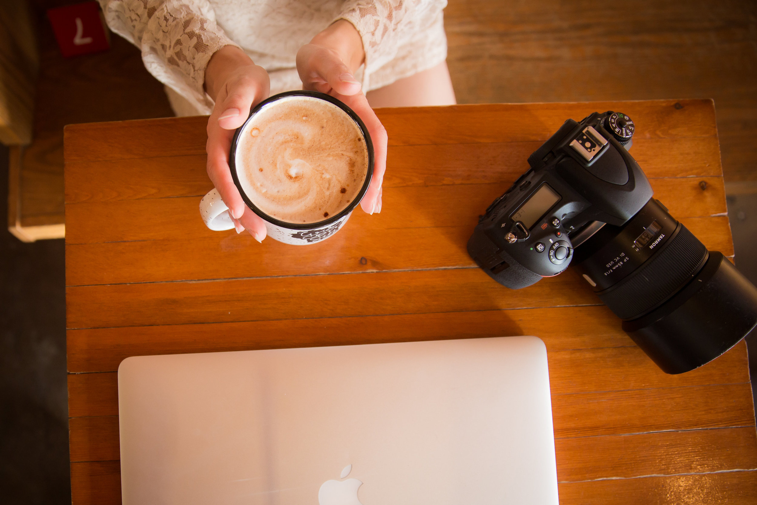 Let's grab coffee! -