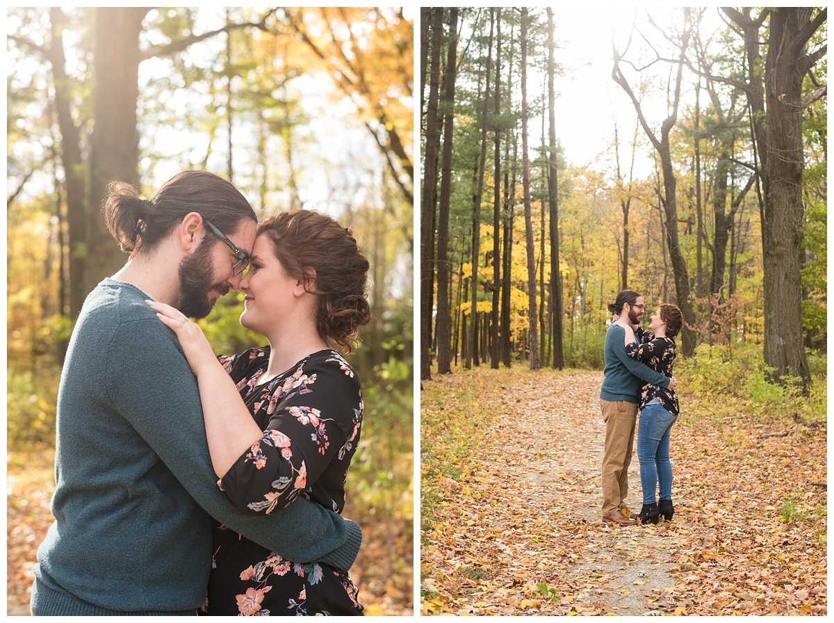 Green Bay, WI Fall Engagement Session_0004.jpg
