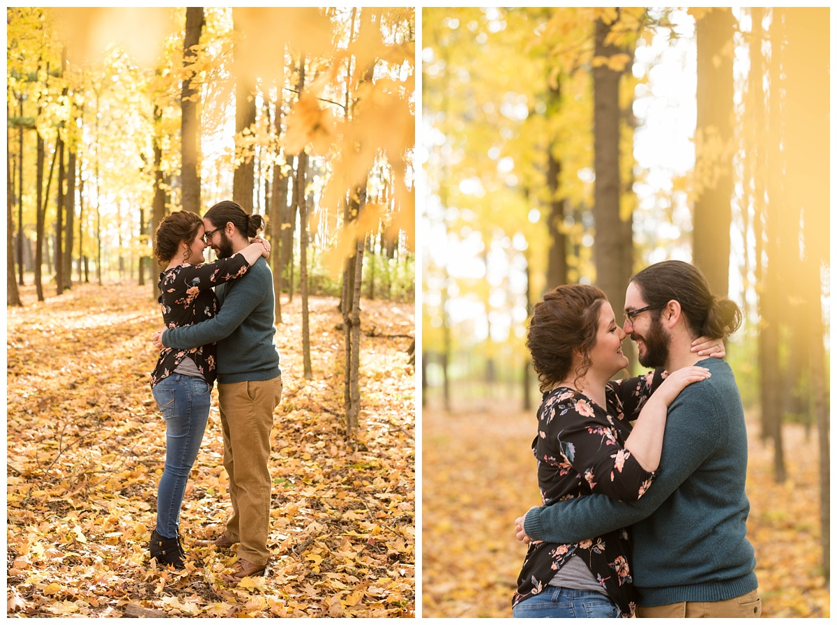Green Bay, WI Fall Engagement Session_0014.jpg