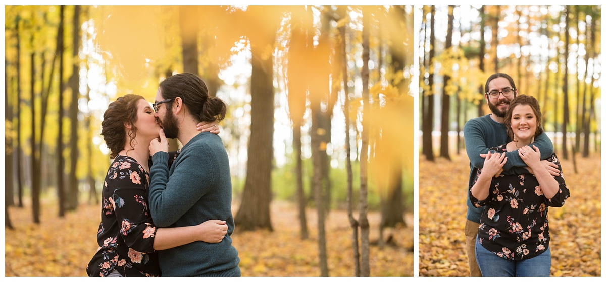 Green Bay, WI Fall Engagement Session_0016.jpg