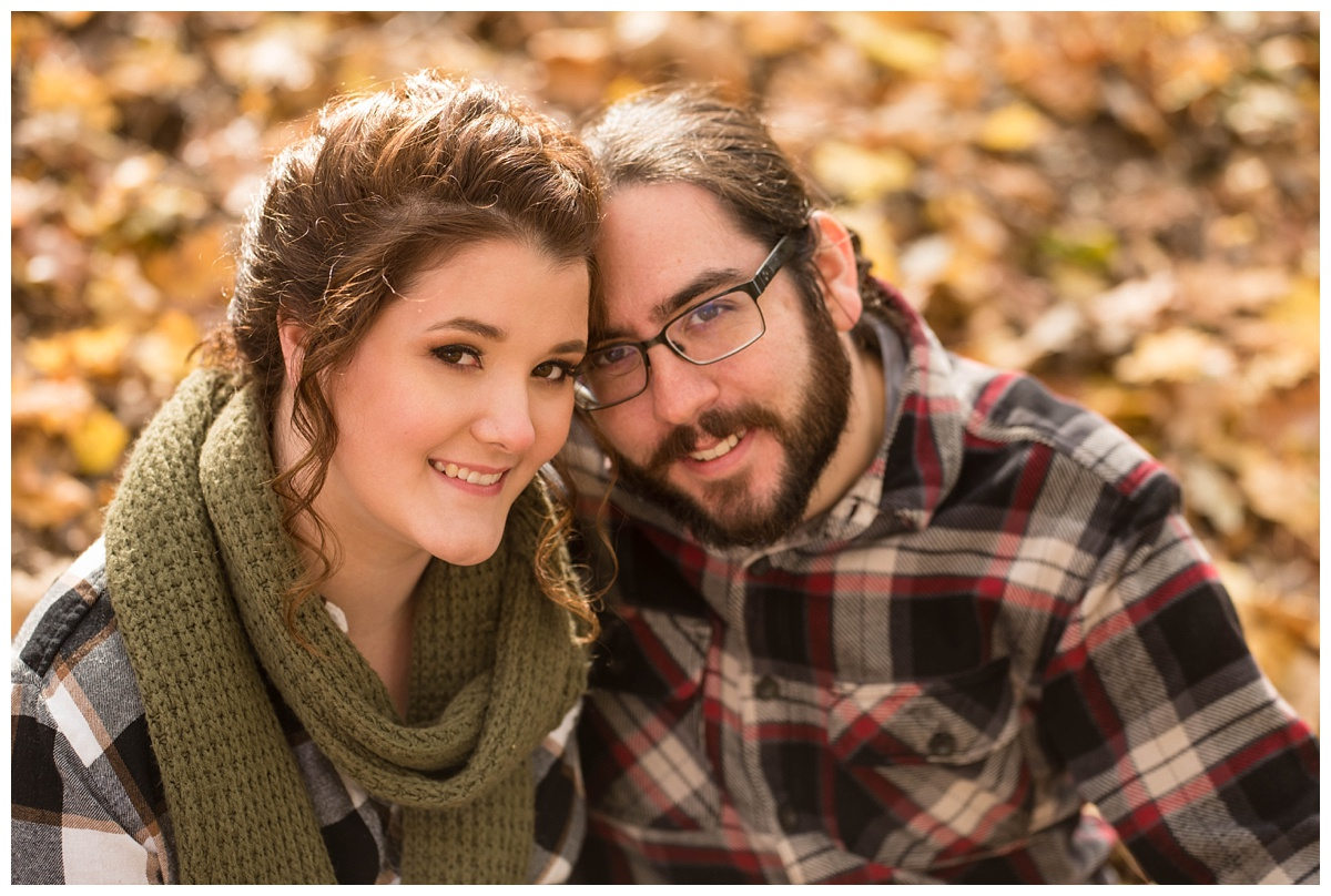 Green Bay, WI Fall Engagement Session_0025.jpg