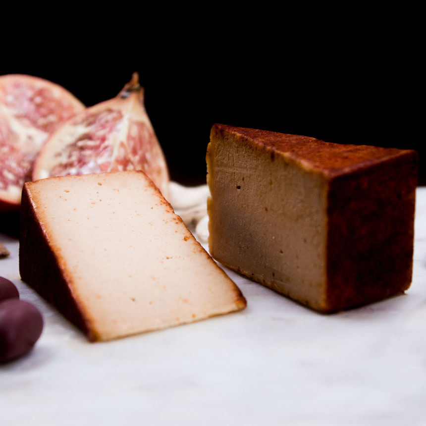 PAPARICA - This delicious geezer has been aged to perfection donned in a jacket of smoked paprika.