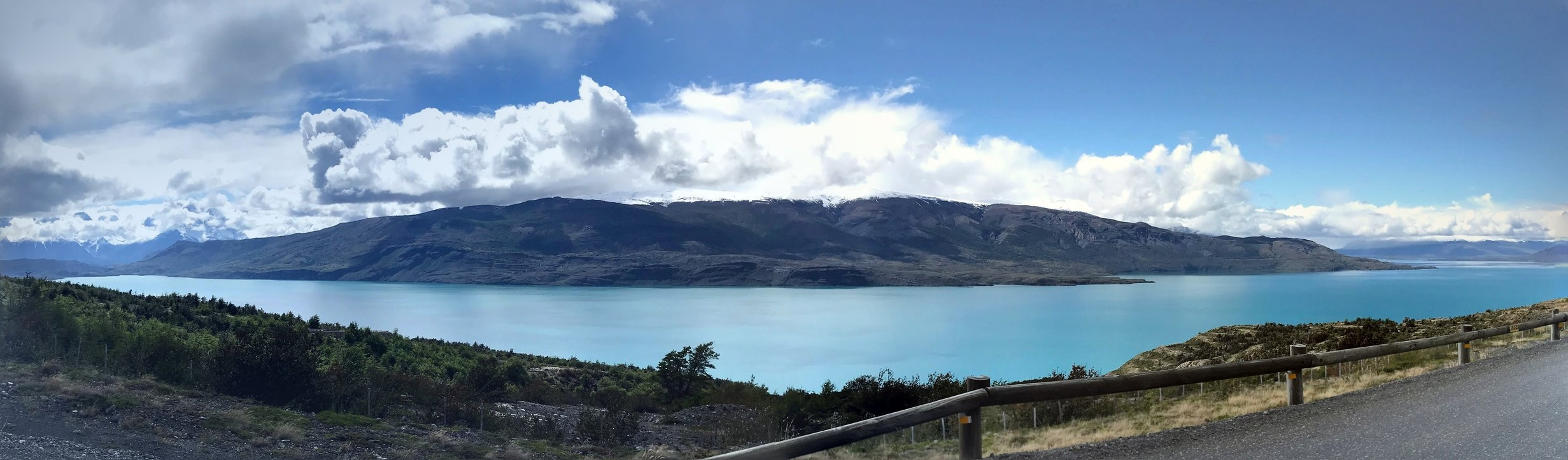 The drive from Patagonia Camp into the park was full of beautiful sights.