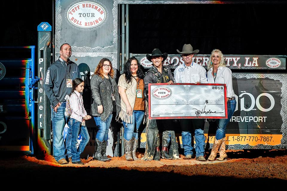 Kimzey and Hedeman...for the Win  -