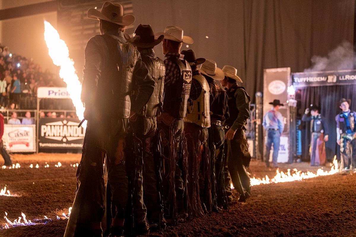 Tuff Hedeman Fort Worth Challenge Bull Riding -