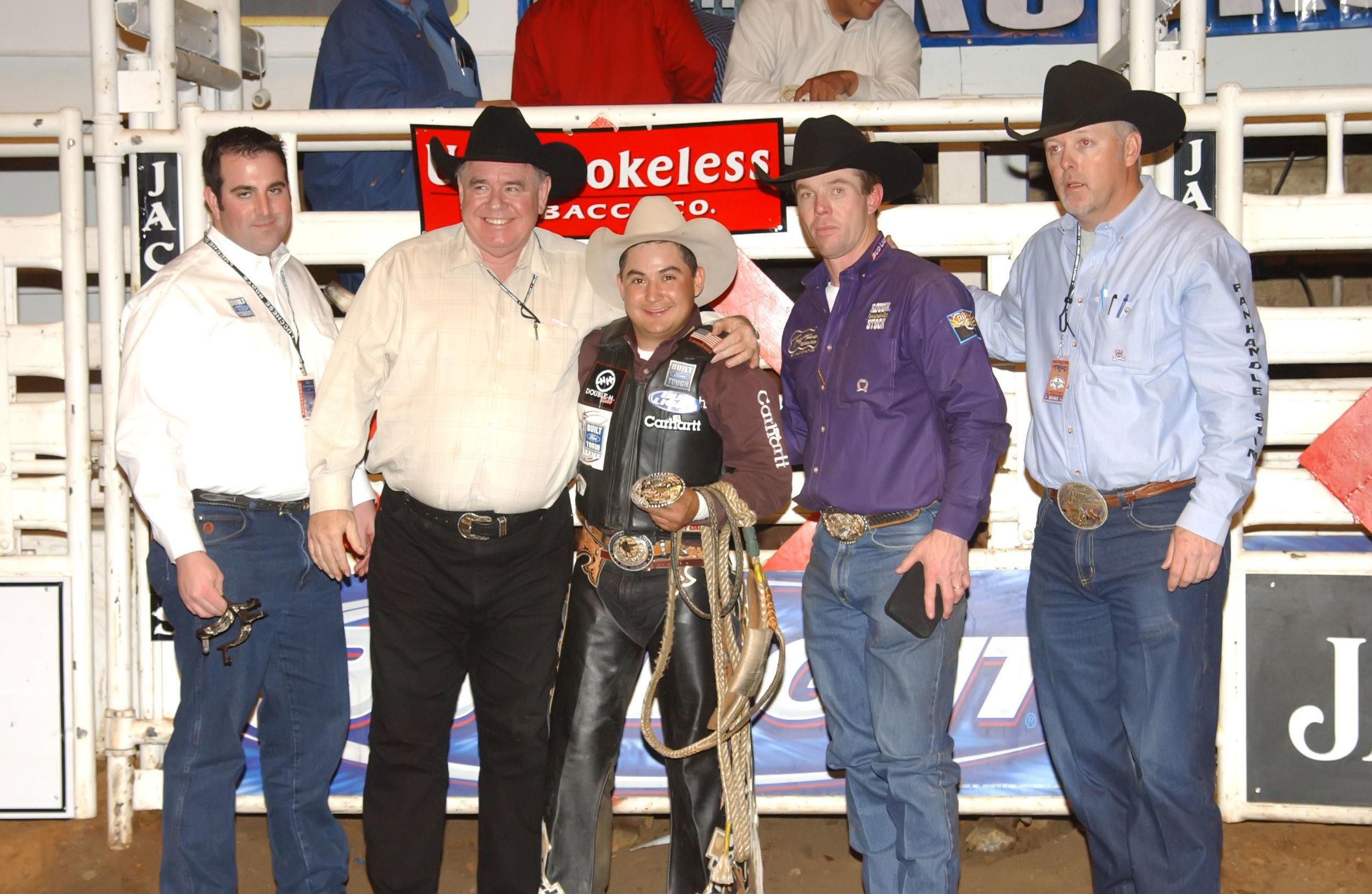 1995 Champion Gilbert Carrillo -