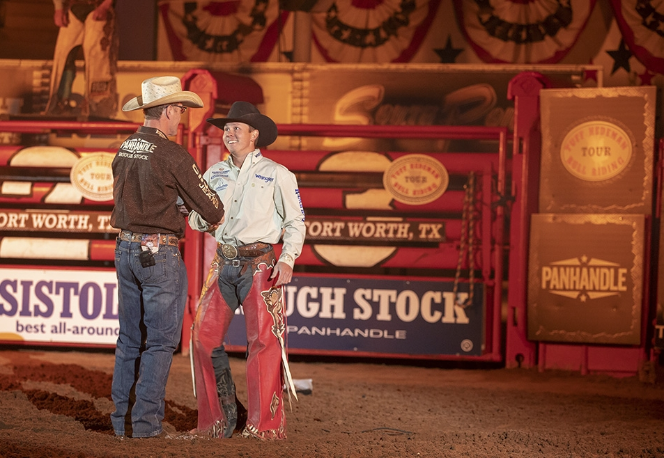 Tuff Hedeman Welcomes 4-time NFR Qualifier Trey Benton III