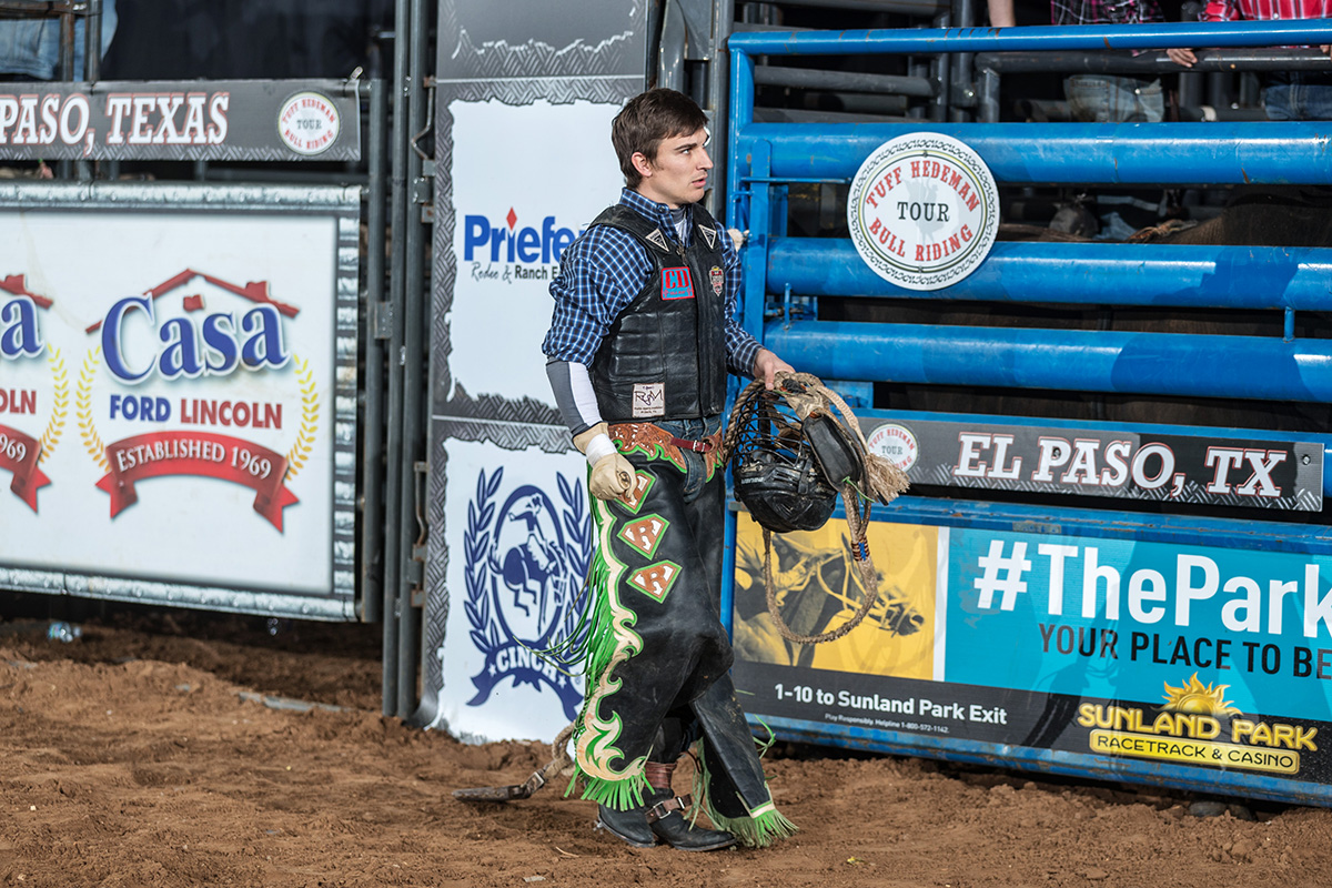 Cody Rostockyj hopes for a rematch with 277 Dirty LIttle Secret when he arrives in Jacksonville this weekend.