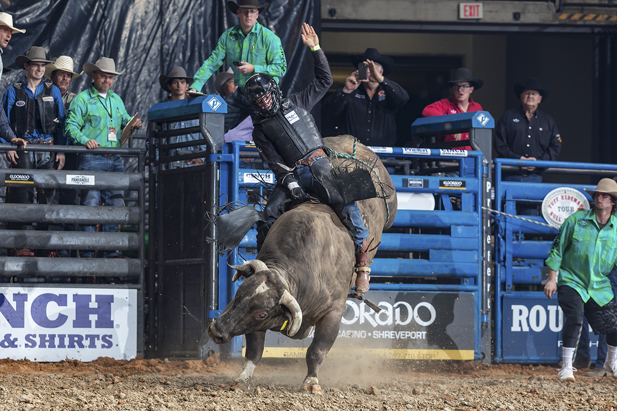 2-time NFR Qualifier Eli Vastbinder  headlines the South Point THBR during the Las Vegas Ultimate Sports Weekend