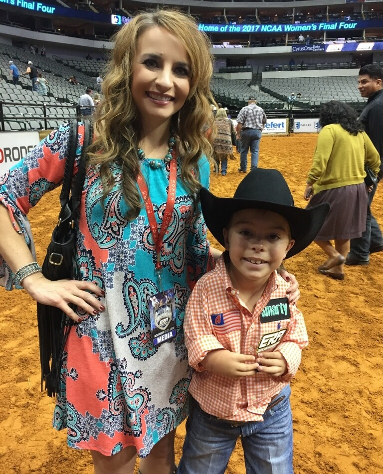 Kaleb Dorr and Mandy Schaff of Western Wishes will be headed with Tuff Hedeman to see Jeremy Clements drive the #51 at the Nascar XFinity Race Saturday March 30 atTexas Motor Speedway.