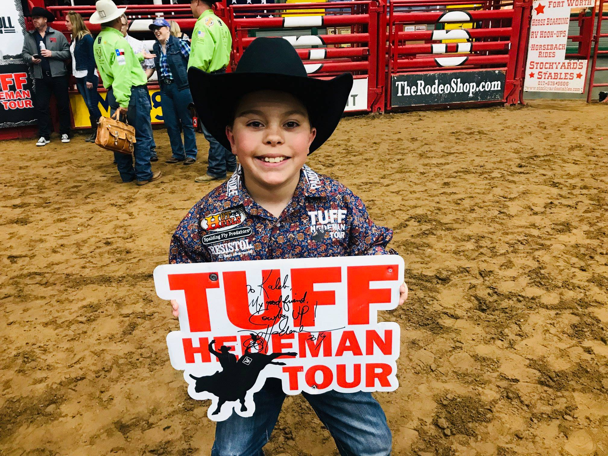 Next Level Bull Riding adds Big Rock, Ilinois to the Tuff Hedeman Bull Riding Breakout Series Midwest Swing