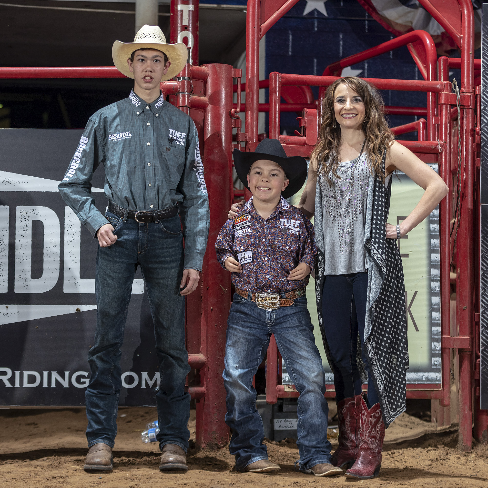 """This will be the 3rd collaboration between Western Wishes and Tuff Hedeman Bull Riding this year. I've always heard such great things about this event and Red Wilk and Tuff Hedeman are going to provide a fantastic opportunity for Kyle that he will always remember. I am really looking forward to representing Western Wishes and hosting Kyle and his family in South Dakota."" - Mandy Shaff, Ambassador for Western Wishes."