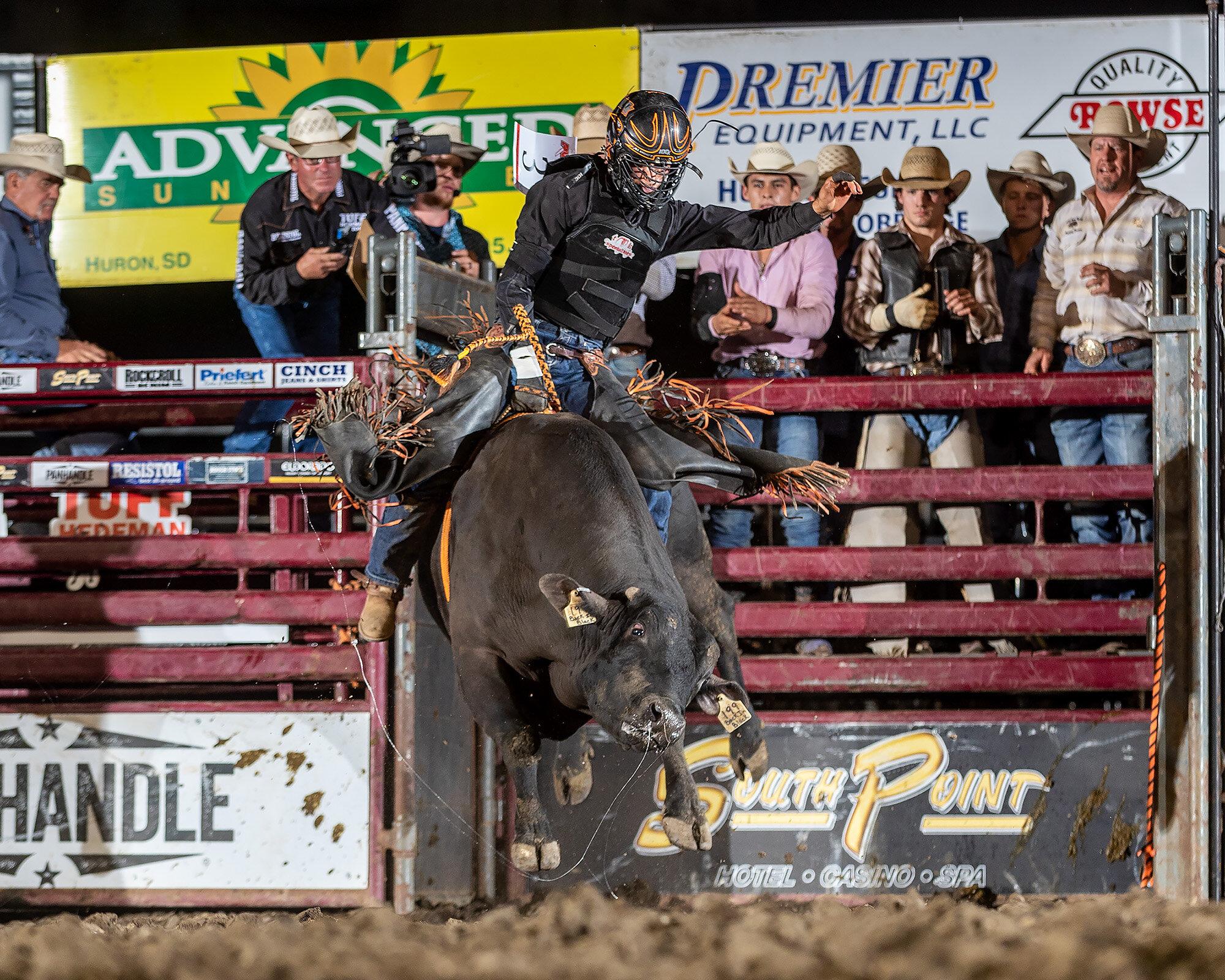 Veteran rider Albert LeBaron leads 2019 Midwest Swing