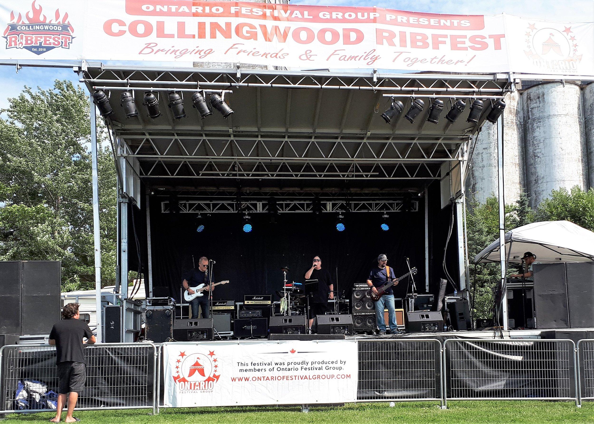 Collingwood Ribfest 2018