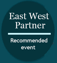 "Use ""EastWest"" promo code to receive a 5% discount on the conference.    If you register by clicking on our website first, 10% of your registration goes to help support the store."