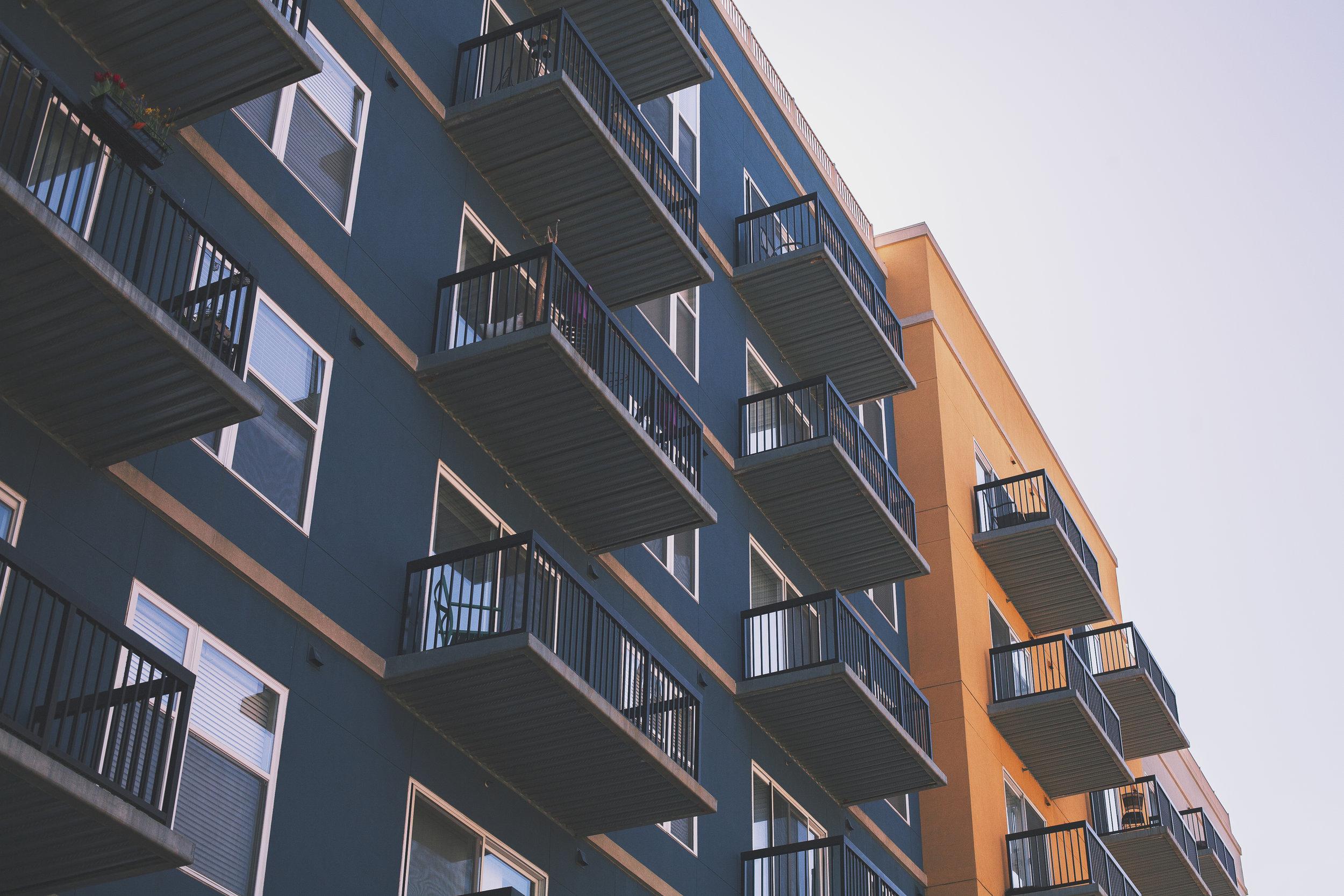 Georgia Peach Apartments - Residential Lofts & Living Apartments