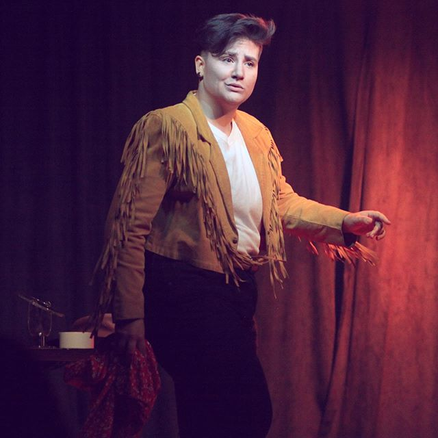Submissions are open for DDM18 - (Double) Date Night - September 16 8pm  Don't miss it! (Pictured: @don_of_drag at DDM16) (Photo: @theafitz) . #toronto #theato #live #liveart #bloordale #parkdale #bloorcourt #torontowest #callforartists #callforsubmissions #torontocomedy #torontoperformer #queer #queerart #queertoronto