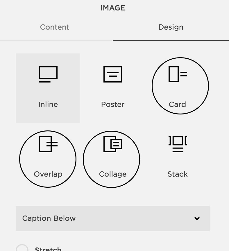 """EG Media Co. Image for blog """"3 useful ways to use the spacer block for your Squarespace website"""""""