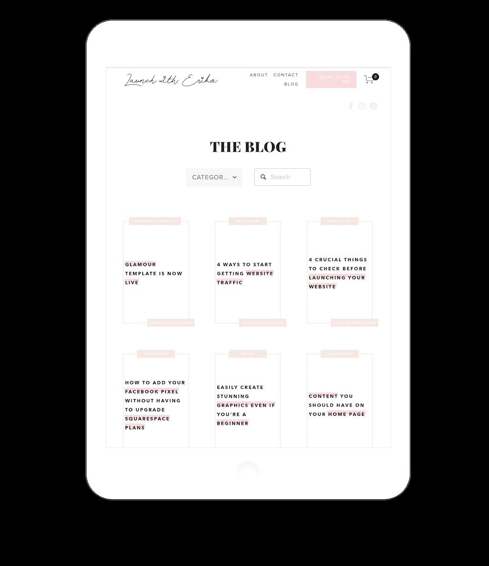 The Blog -