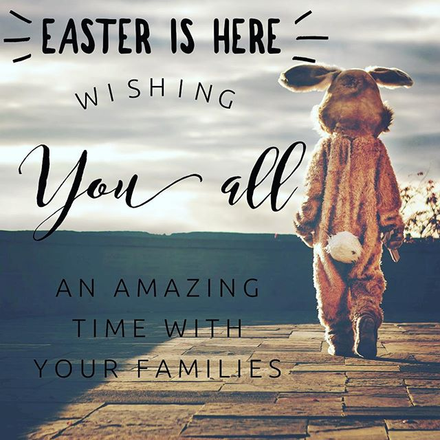 Happy Easter for the weekend. - Regardless of where you are in the world, who you are or are not with. - I wish you all the very best in the spirit of Easter. - #easter #easterbunny #holidays #happyholidays #spring #sun #adventures #journey #april #eastereggs #laughter #sharing #giving #receiving #tuesdaythoughts #hypnotherapist #notredame