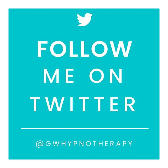 Are you on @Twitter - Follow me for a follow back!  #instalikes #instafollowers #twitterfollowers #friends #family #oneteam #letsdothis #connect #worktogether #future #hypnosis #hypnotherapy #entrepreneur