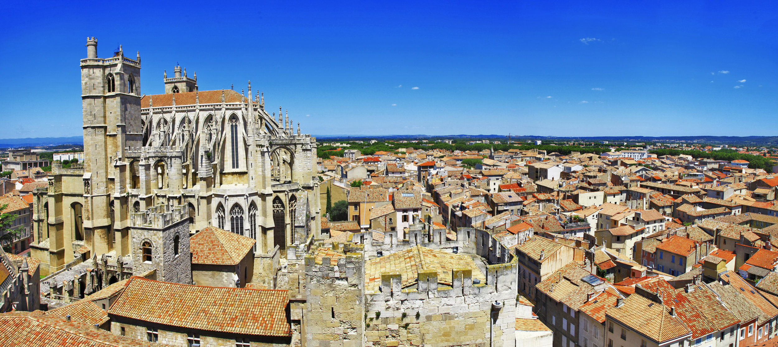 The roman city of Narbonne