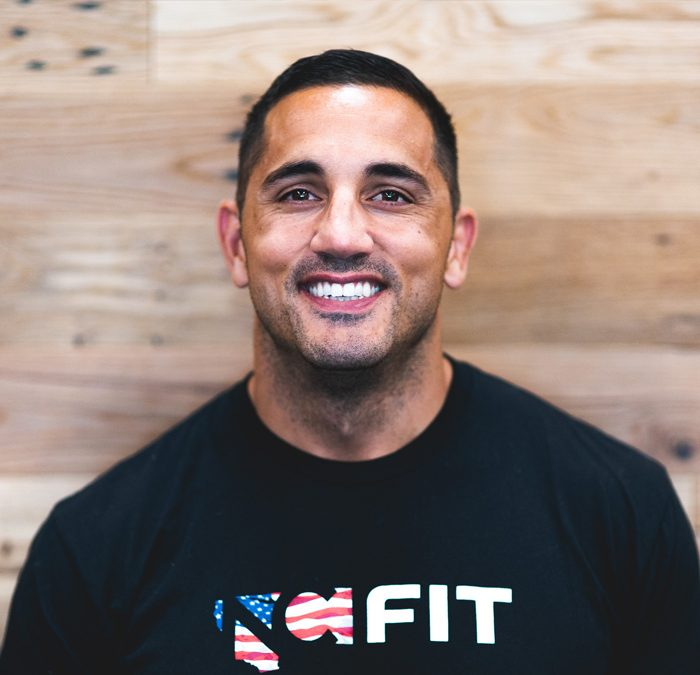 JASON KHALIPA | NC FIT