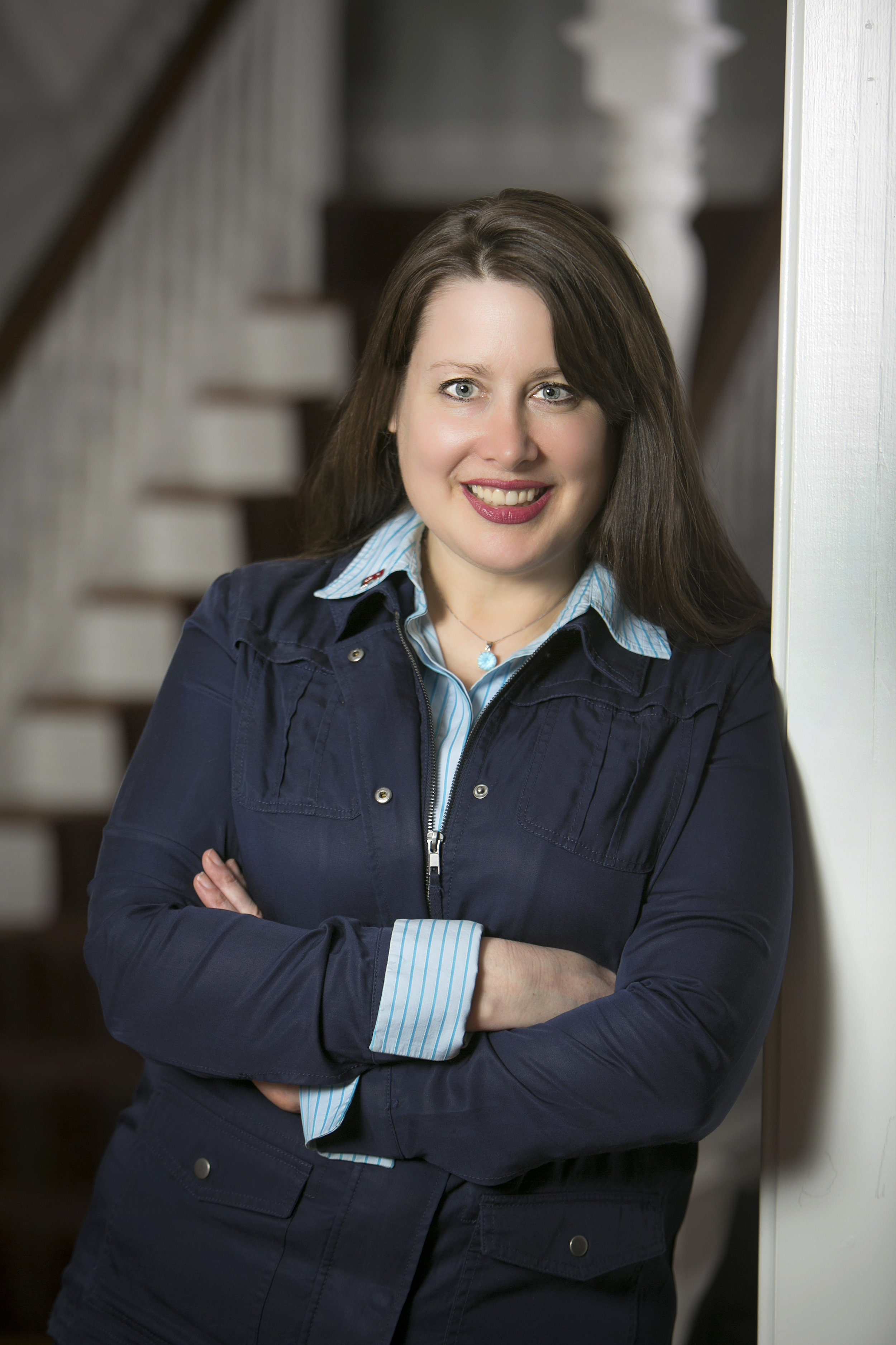 Suzanne Garber Portrait