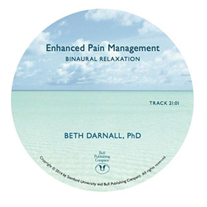 Pain Management Guided Meditation , Dr. Beth Darnell at Stanford Pain Medicine