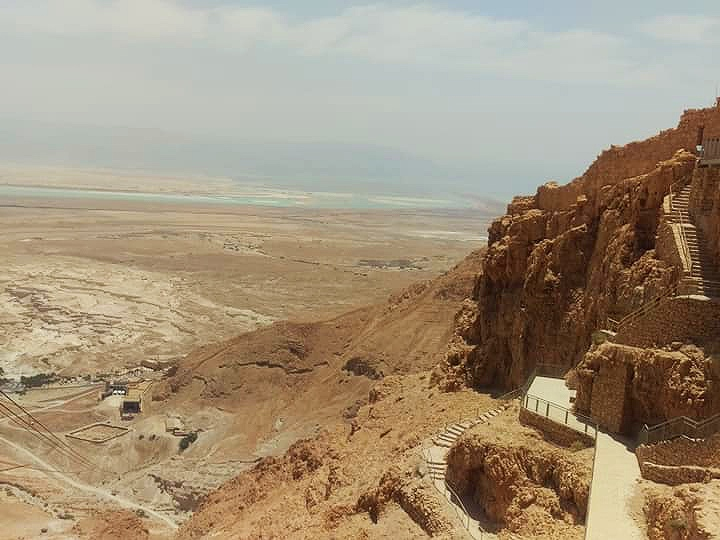 Masada, the Desert Fortress