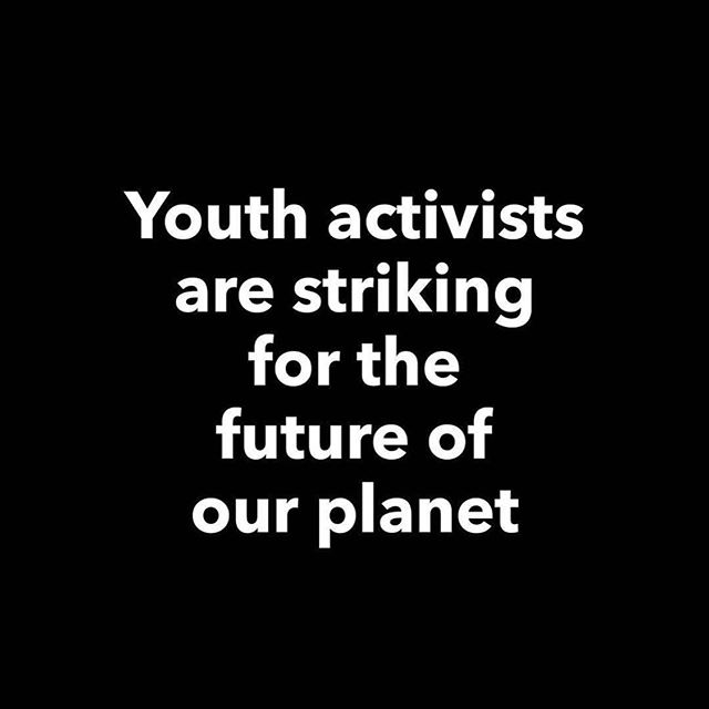 Click the link in our bio to find a strike near you! #globalclimatestrike #answerwithaction
