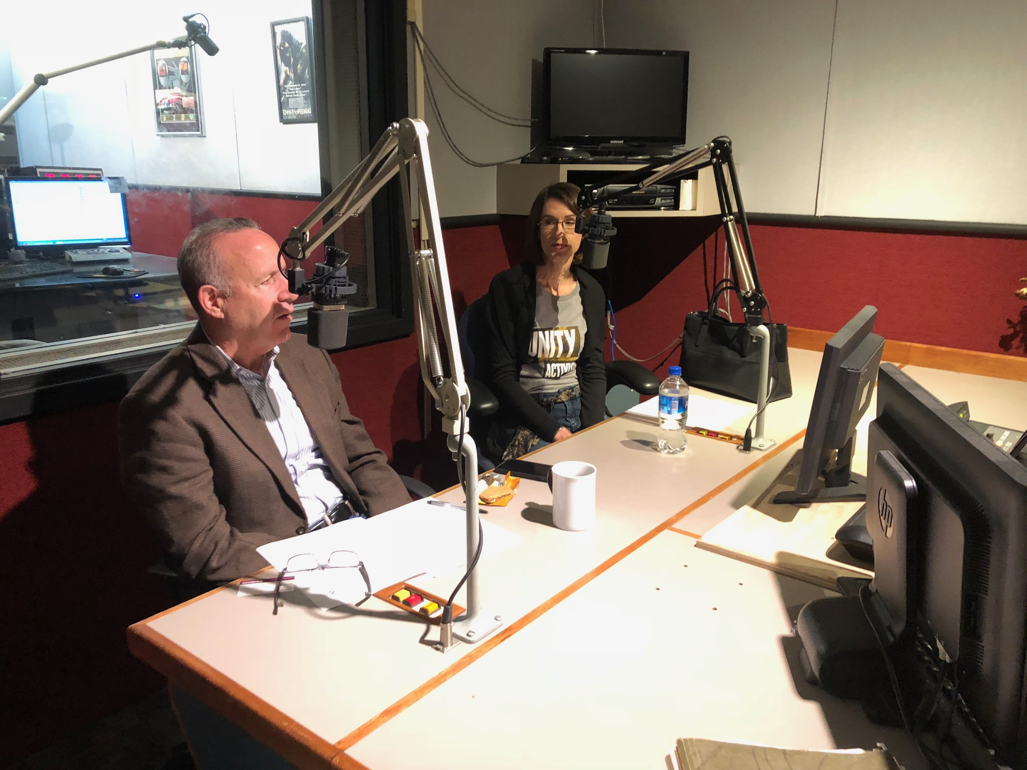 On Saturday, Mayor Darrell Steinberg and California Museum Executive Director Amanda Meeker sat down for an interview about the Unity Center with Entercom host Doug Thomas. Listen to it below.