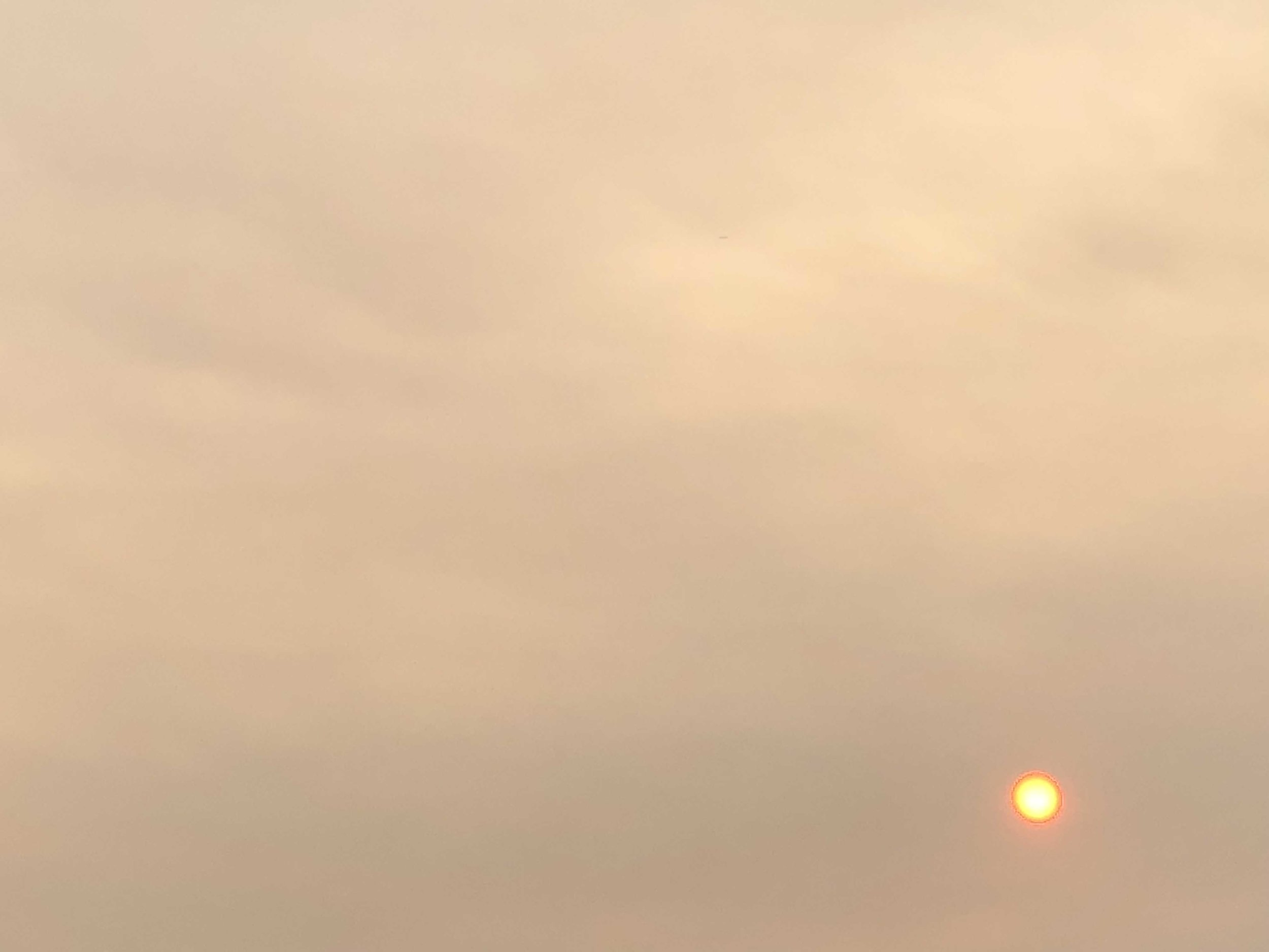 Smoke from the Camp Fire created very unhealthy and even hazardous air quality in the Sacramento region.