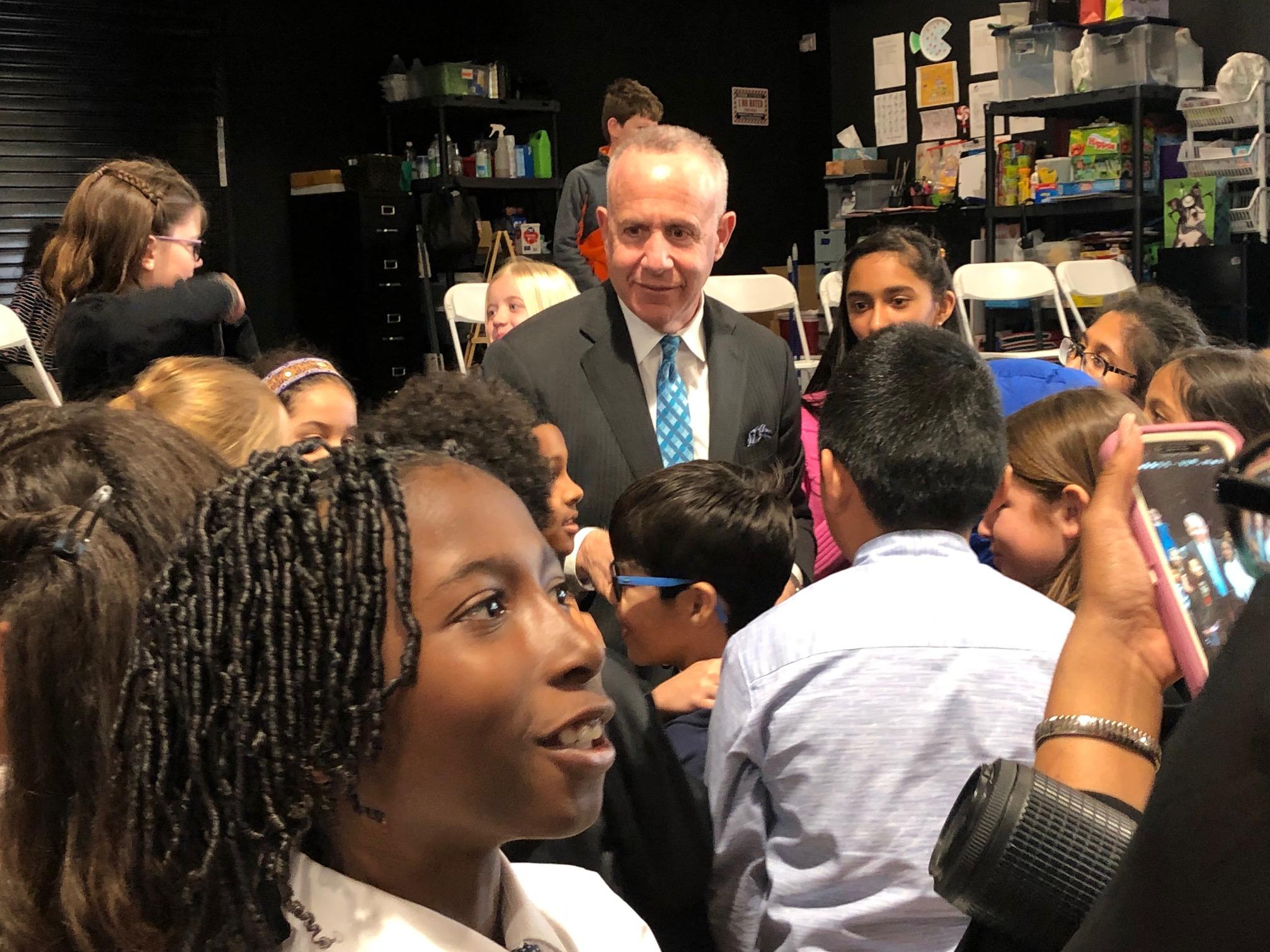 mayor with kids at natomas charter.jpg