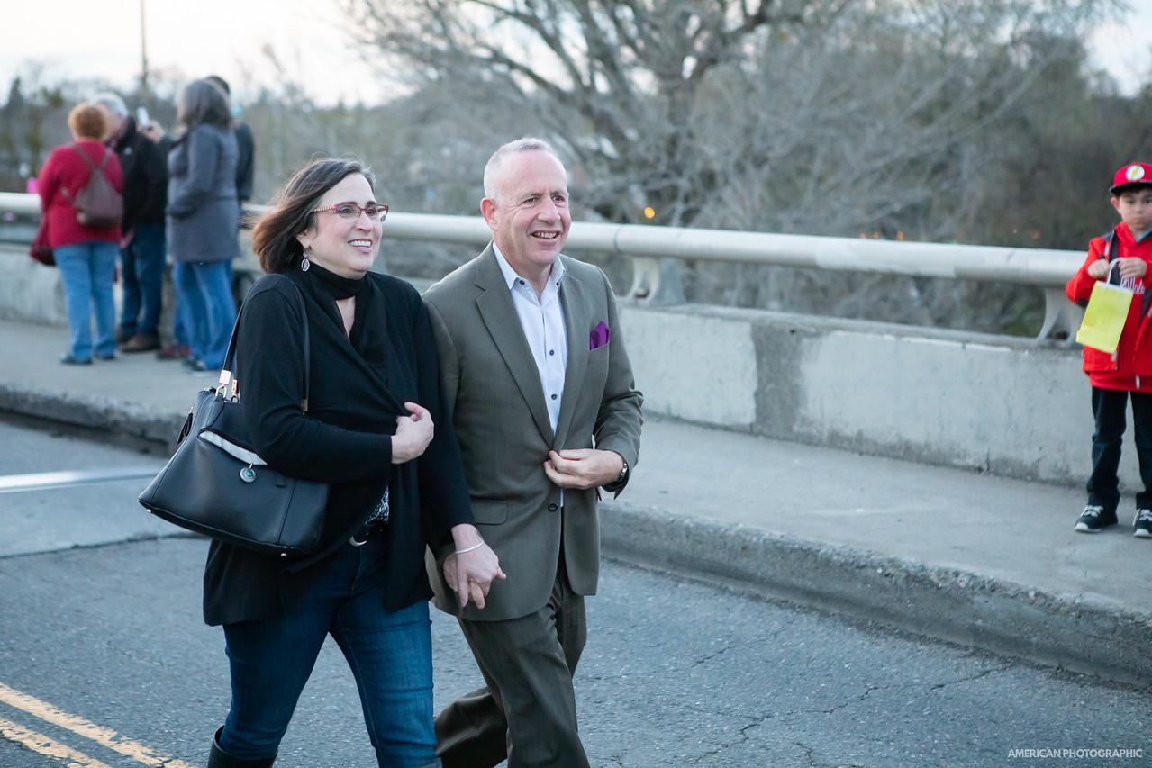 MDS and Julie at Lantern parade.JPG