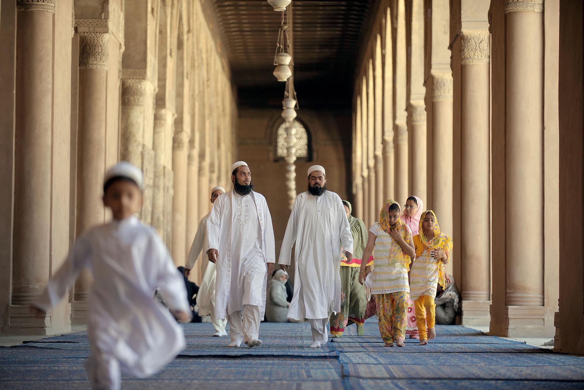 Ahmad Ibn Tulun mosque -  Cairo