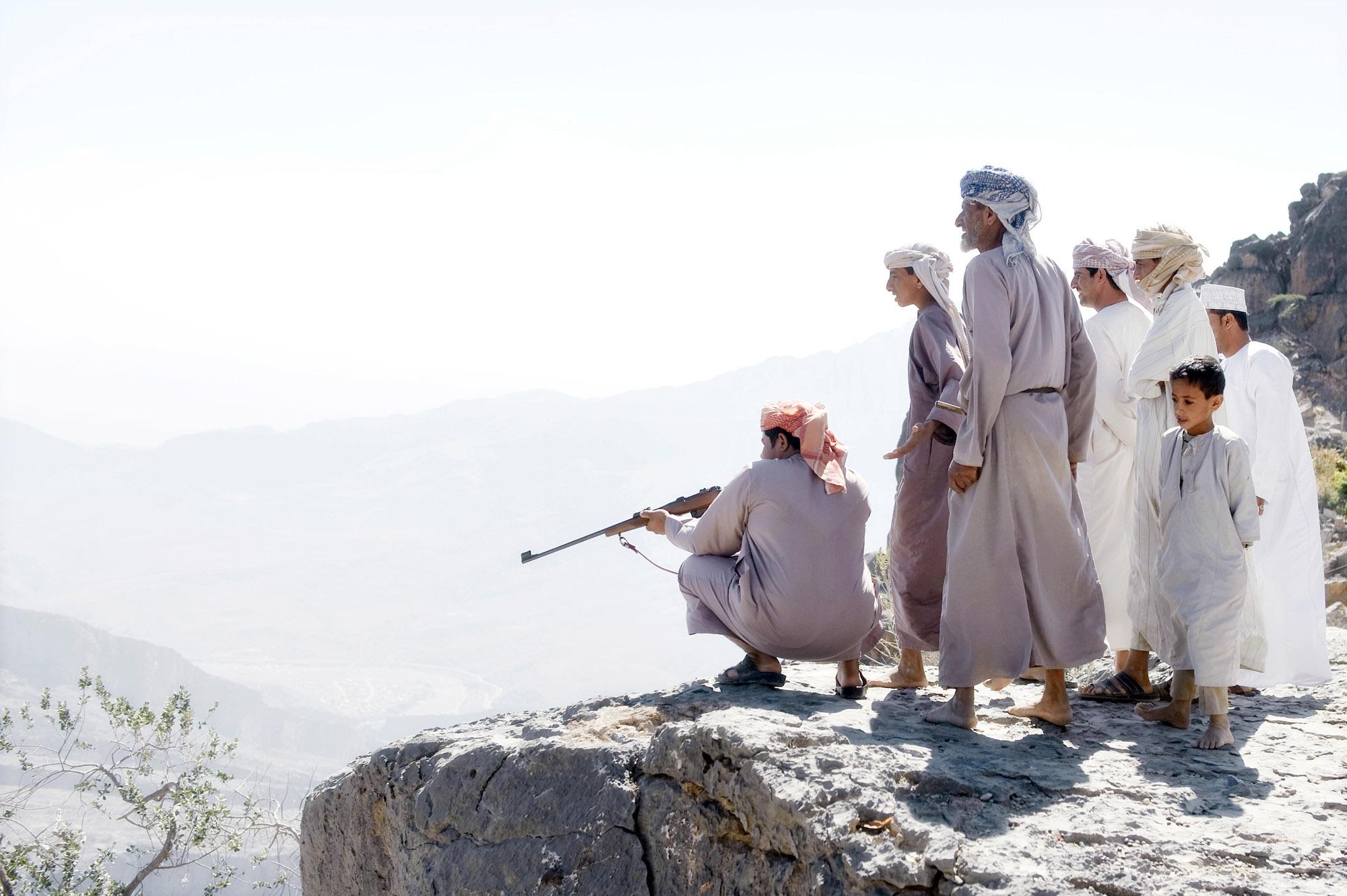 Beduins - Oman
