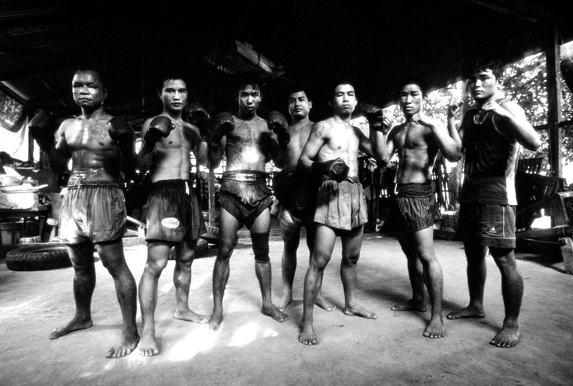 Myanmar (Burmese) Traditional Boxing