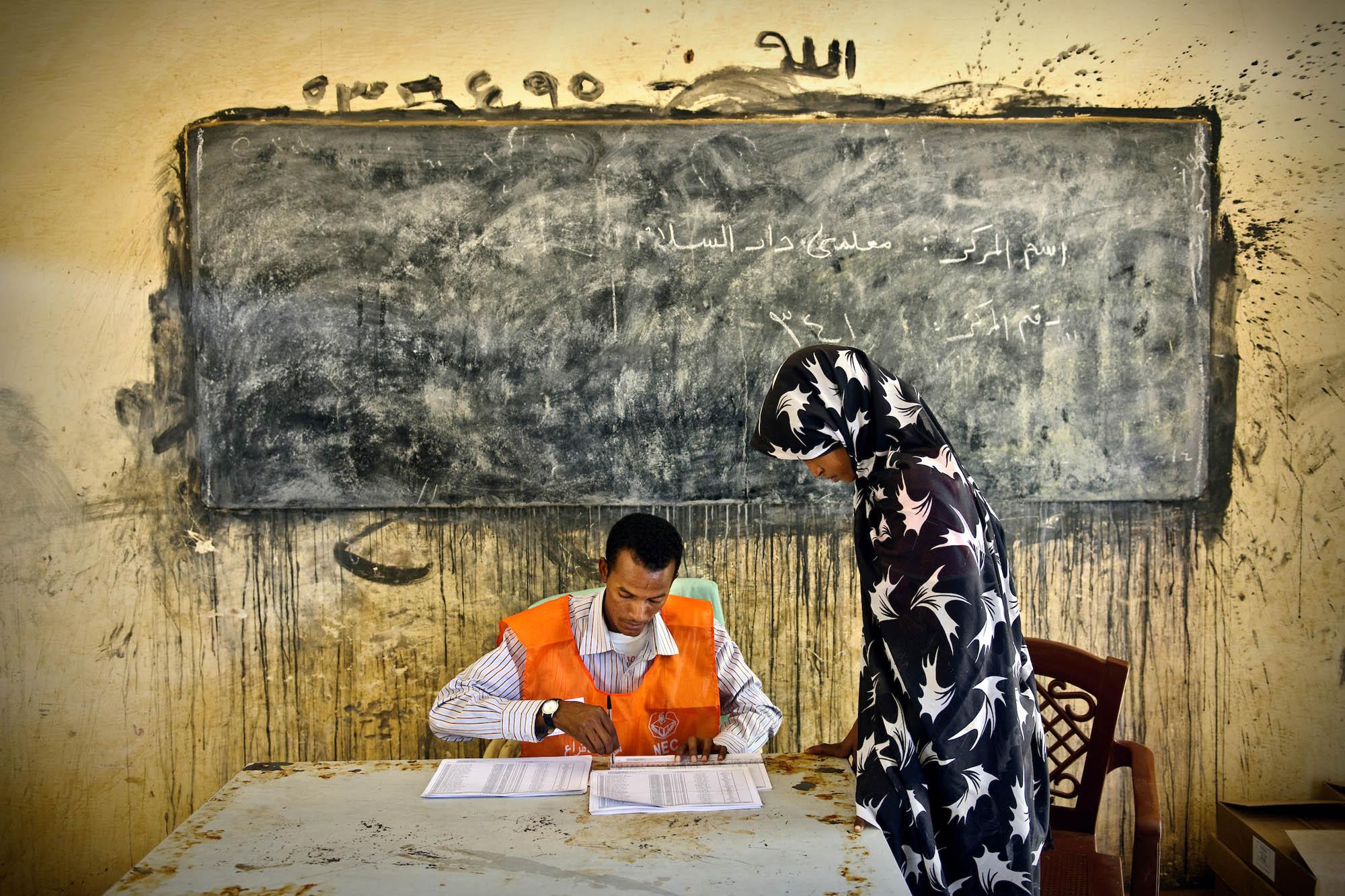 Sudan - Elections