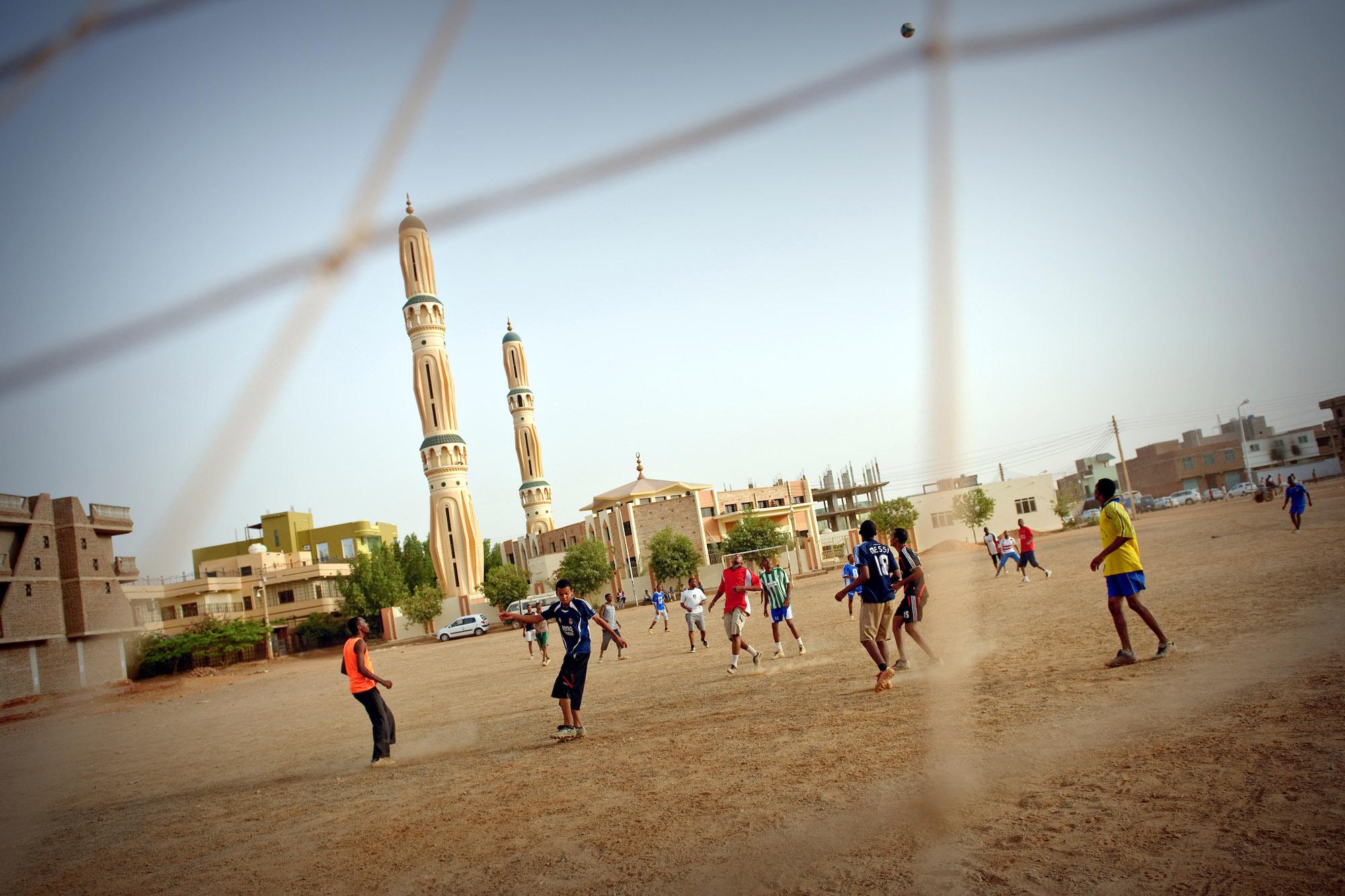 Sudan - football