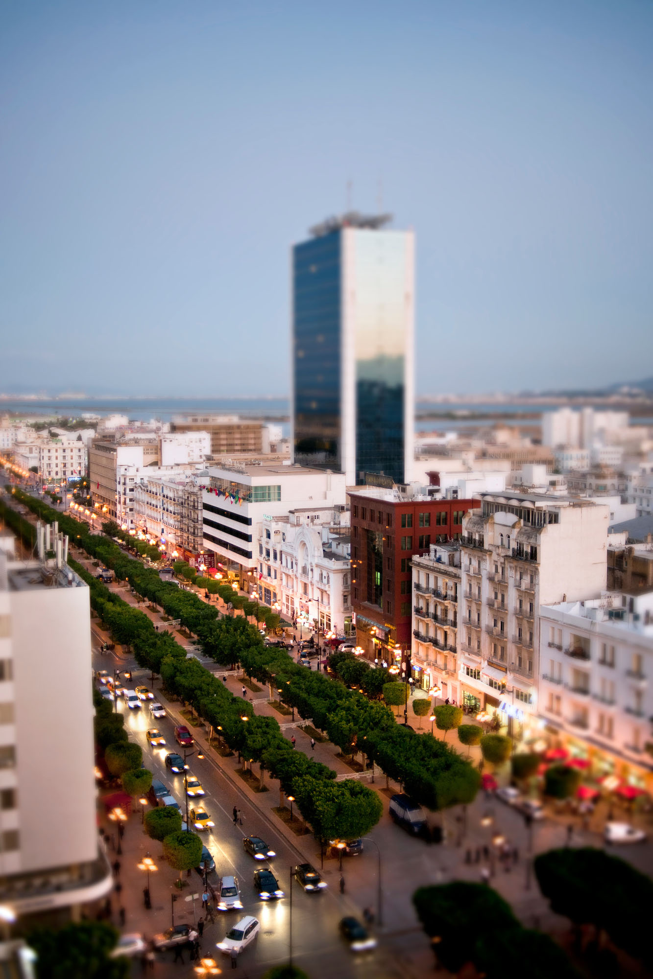 Tunisia - Street view
