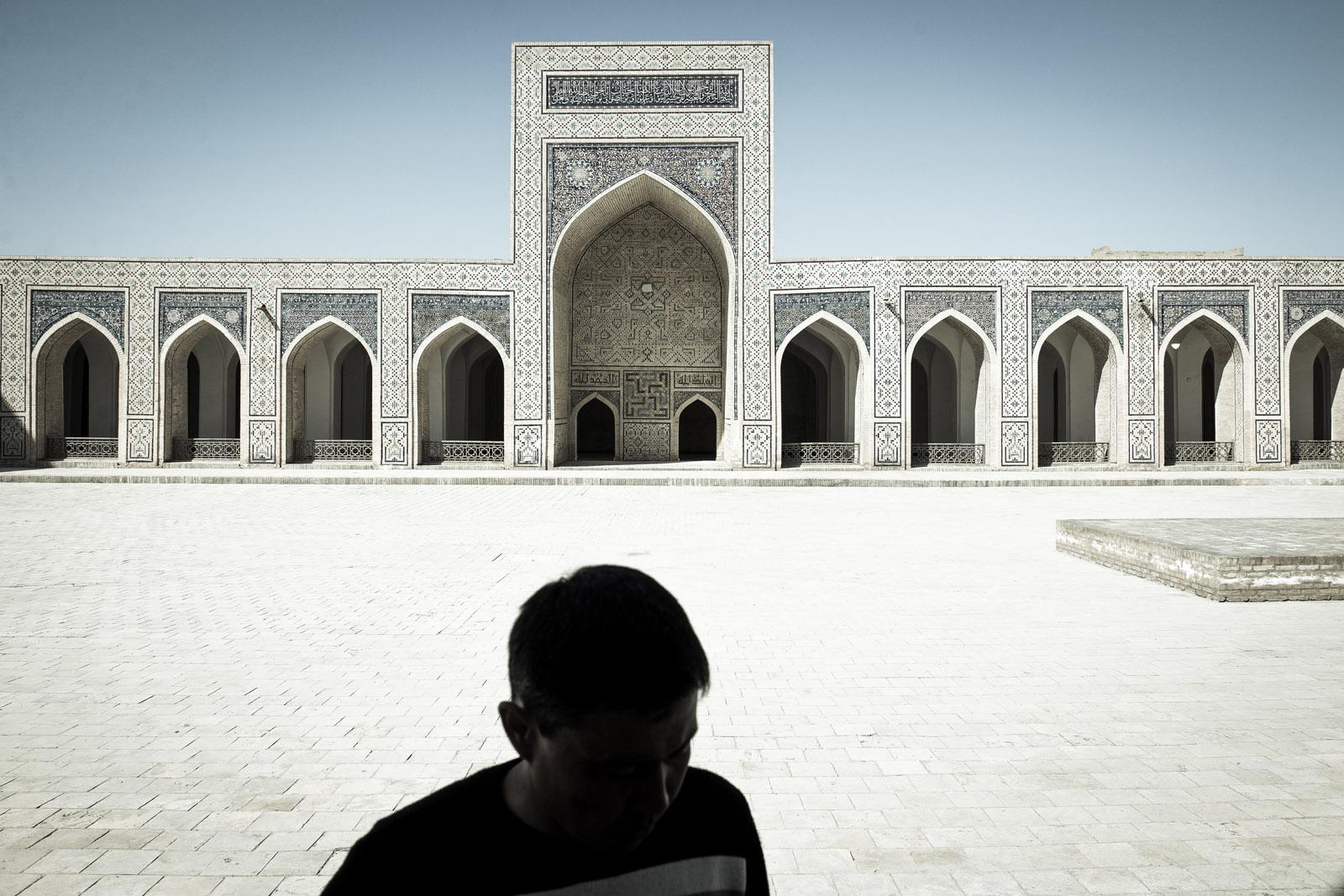 Mezquita Kalyan, Bujará. Foto © Ezequiel Scagnetti.