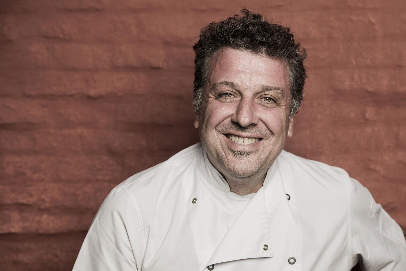 Chef Pablo Buzzo - Foto © Ezequiel Scagnetti