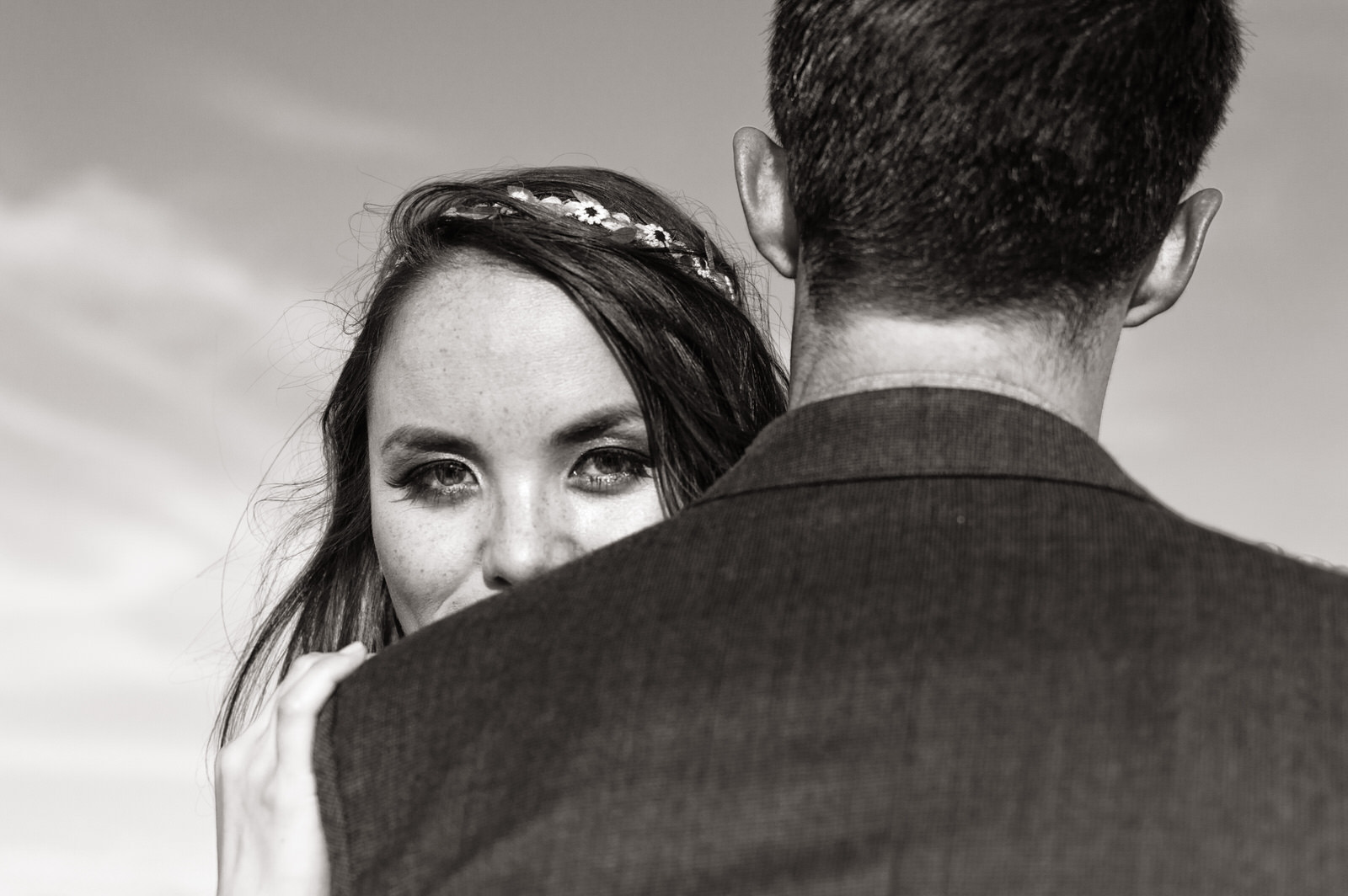 Becky & Steve - Quail Hill, Irvine engagement photo shoot by Jaclyn Le