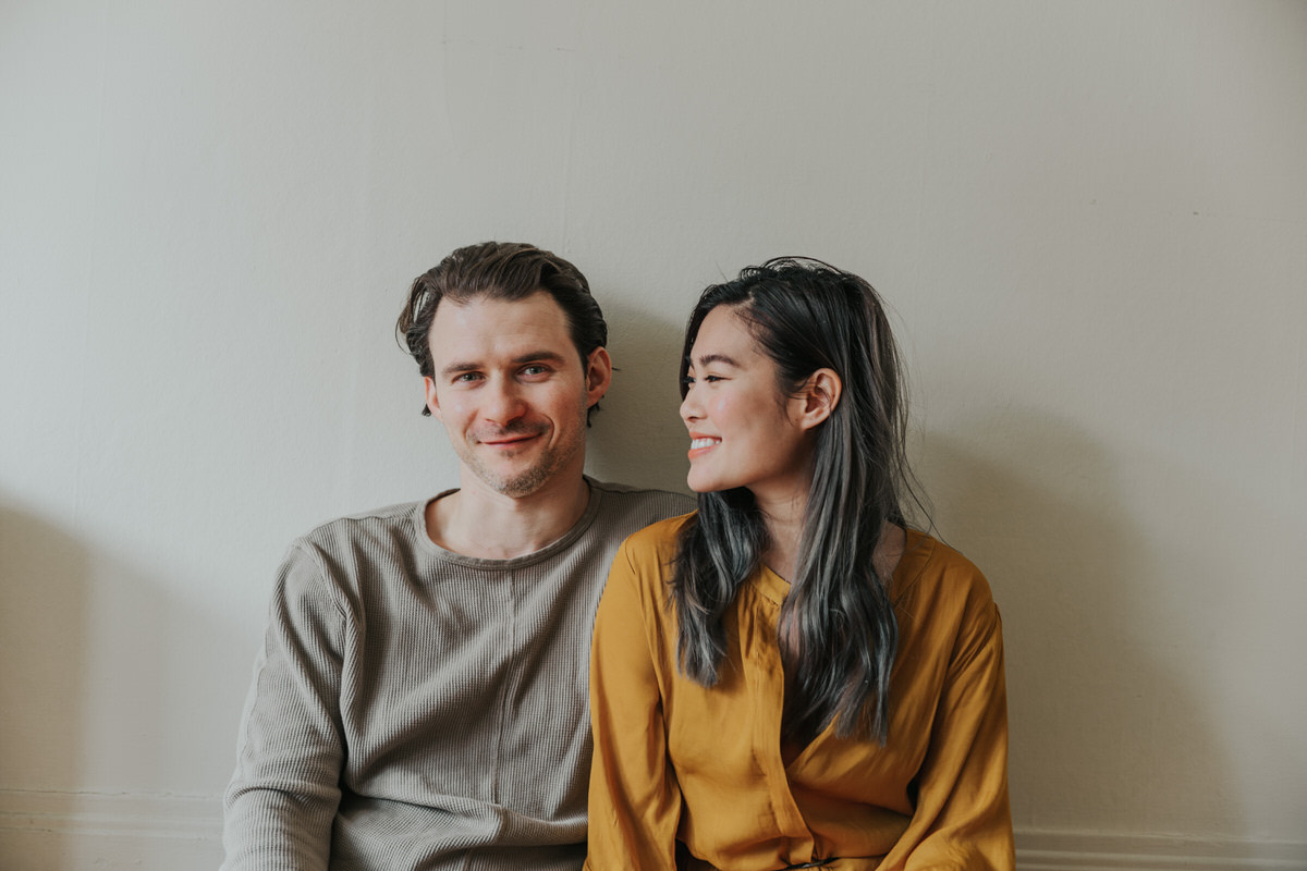 Veronica + Ax anniversary photo shoot in SF by Jaclyn Le