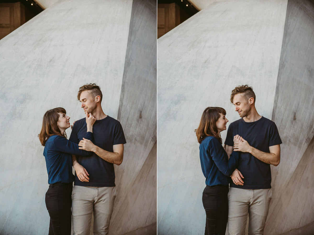 Cathedral of Saint Mary of the Assumption Engagement Photos