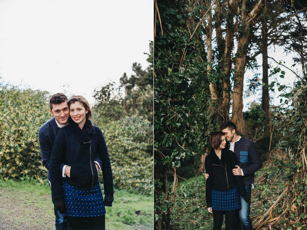 Legion of Honor SF Couples Photo Shoot