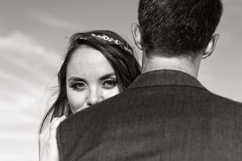 Engagement of Becky Lewis and Stephen Allison | Photography by Jaclyn Le
