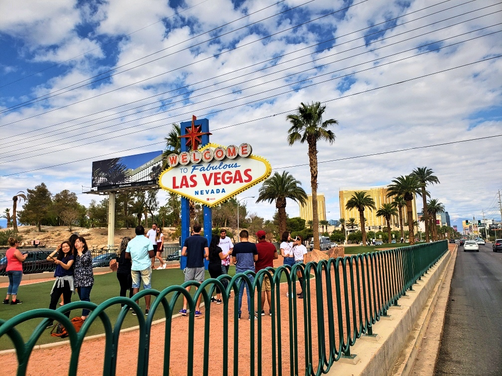 Welcome to Fabulous Las Vegas, Nevada!